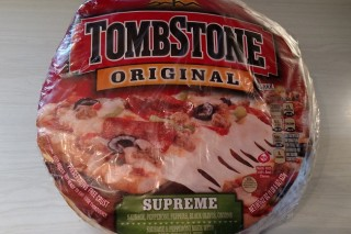 Tombstone Original Supreme Pizza
