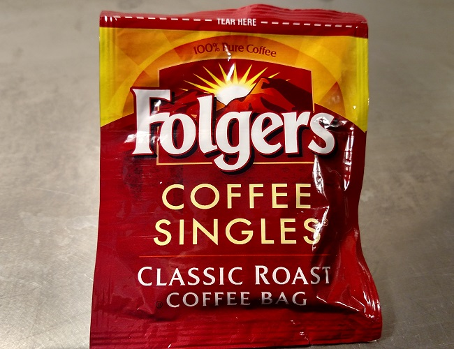 Review Folgers Coffee Singles