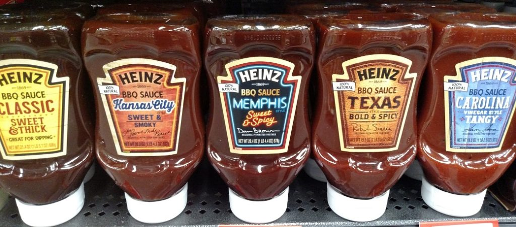 Heinz Barbecue Sauce