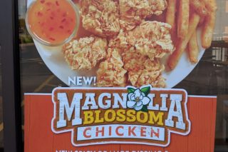 Review: Popeyes Magnolia Blossom Chicken (New/Limited Time ...